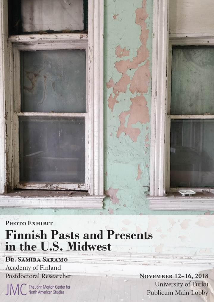 Finnish Pasts and Presents in the US Midwest
