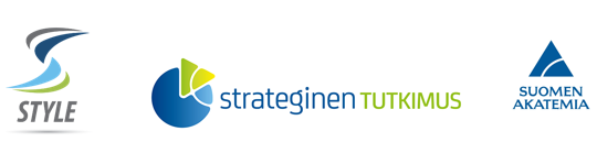 Style-hankkeen ja rahoittajien logot