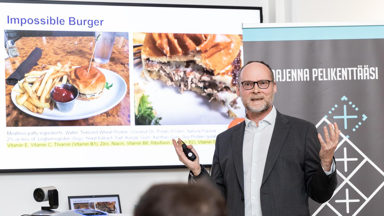 FoodTech Platform Mika Tuomola HKScan